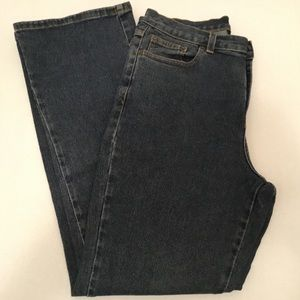 Style & Co. Blue Denim Stretch Jeans Size 12